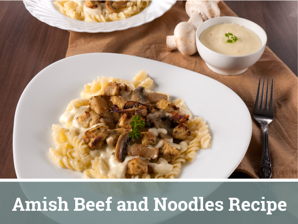 traditional amish food recipes