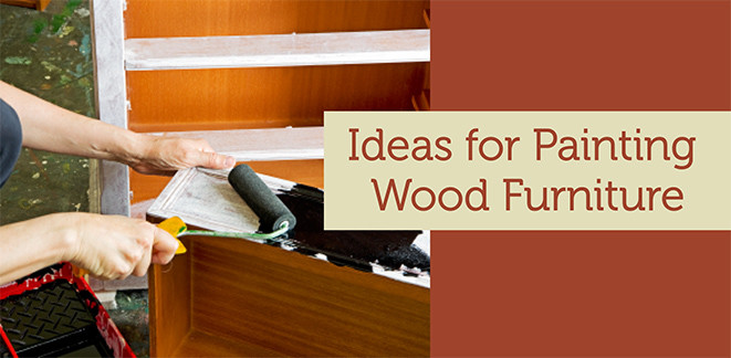 Wood furniture is known for its staying power  both structurally and  aesthetically  With the right care  a wooden chair  table or bookshelf will  look great. Painting Wood Furniture   Amish Outlet Store