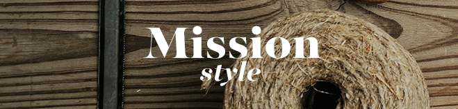 Mission Style Furniture