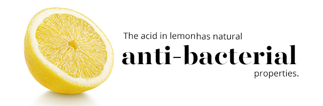 Acid in Lemon