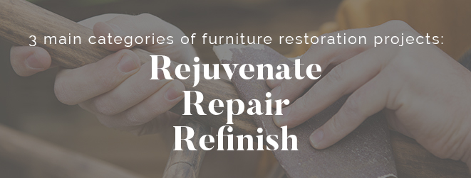 Rejuvenate Repair and Refinish