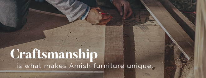 Tips For Decorating With Amish Furniture Amish Outlet Store