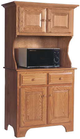Up To 33 Off Microwave Cabinet Solid Wood Amish Furniture