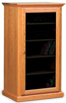 Classic Stereo Cabinet