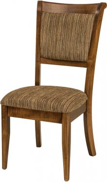 Amish Kitchen & Dining Chairs | Solid Wood Amish Furniture
