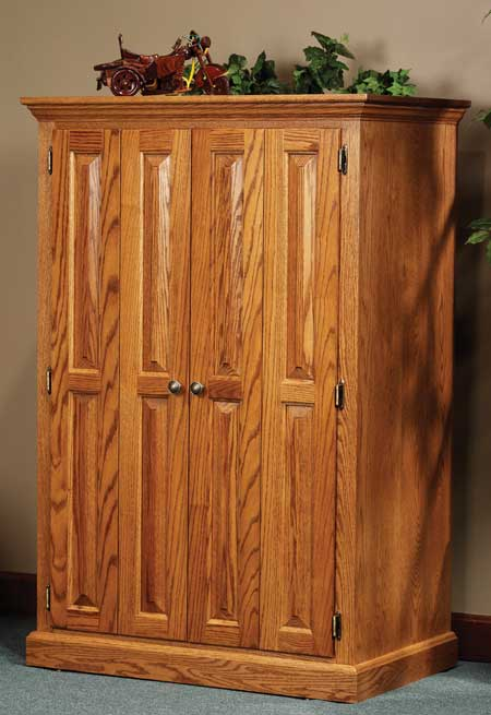 Up To 33 Off Heirwood Computer Armoire Amish Outlet Store