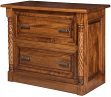 Amish File Cabinets