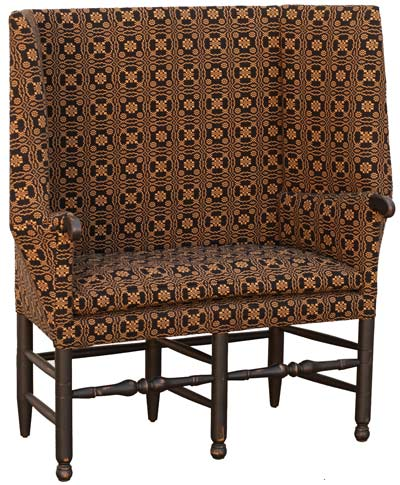 Up To 33 Off Woodstock Settle Solid Wood Furniture