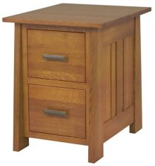 Freemont Mission  Drawer File Cabinet