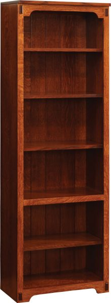 Up To 33 Off Amish Mission Shaker Bookcases