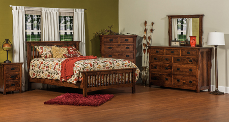 Amish Bedroom Sets - Amish Outlet Store