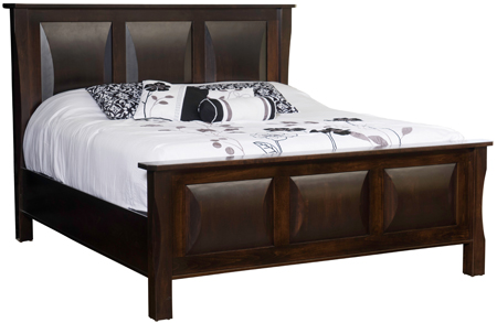 Up to 33 off preston bed amish outlet store Bedroom furniture preston