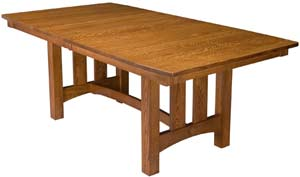 Shaker Style Furniture Uses Many Diffe Wood Types