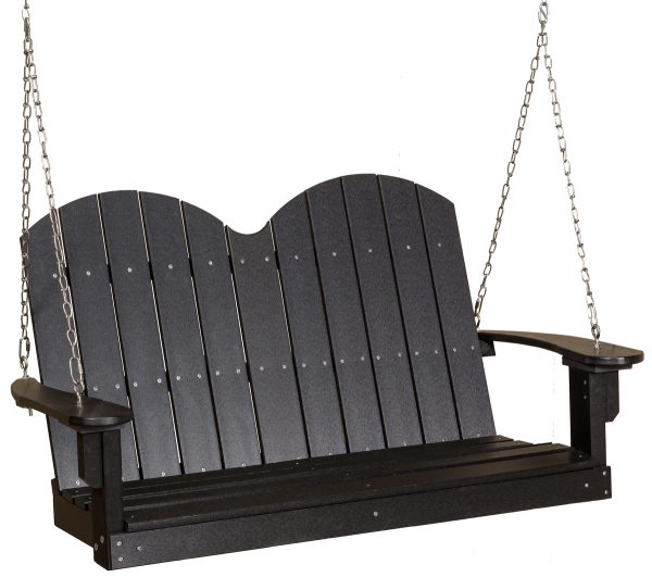 Poly Outdoor Swing