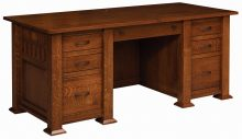 Keystone Executive desk