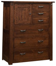 Freehold Estate Chest with Drawer