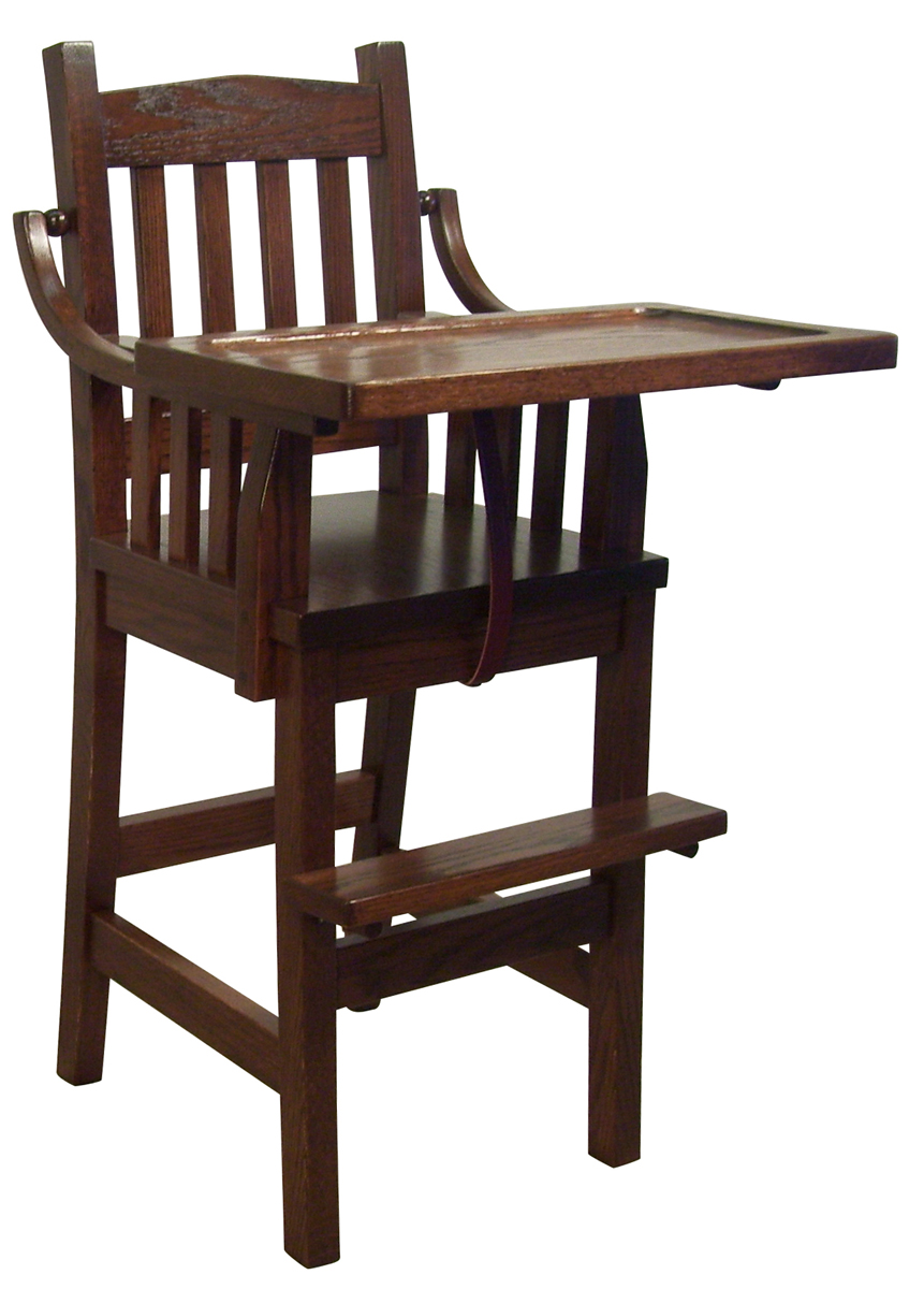 Fantastic Mission High Chair In Oak Ocoug Best Dining Table And Chair Ideas Images Ocougorg