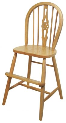 Windsor Youth Chair in Oak