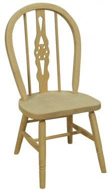 Child's Windsor Chair in Oak