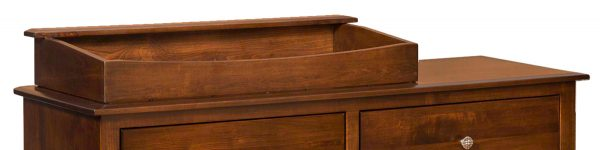 Monterey 6 Drawer Dresser with Changing Box Top