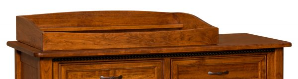 West Lake 6-Drawer Dresser with Changing Box Top