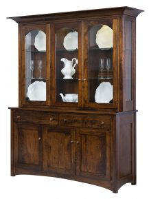 Royal Mission 3 Door Hutch
