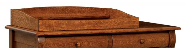 Close Up Of Castlebury Wood Furniture
