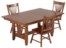 Up to 33% Off Mission-Style Dining Tables | Amish Outlet Store