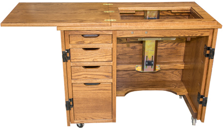 Up To 33 Off Daisy Sewing Cabinet Amish Outlet Store