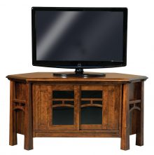 a2f8d2afb435 Amish Furniture Collections: Corner TV Stands - Amish Outlet Store