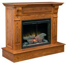 Fine Up To 33 Off Amish Fireplaces Amish Outlet Store Home Interior And Landscaping Transignezvosmurscom