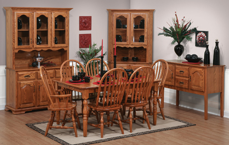 Up to 33% Off Amish Dining Room Sets & Furniture - Amish Outlet Store