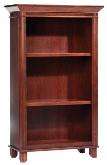 Up To 33 Off Amish Mission Shaker Bookcases Amish Outlet Store