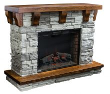Amish Fireplaces