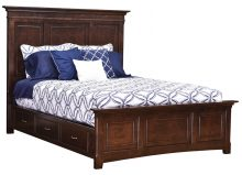 Up To 33 Off Amish Beds Bedroom Furniture Amish Outlet Store