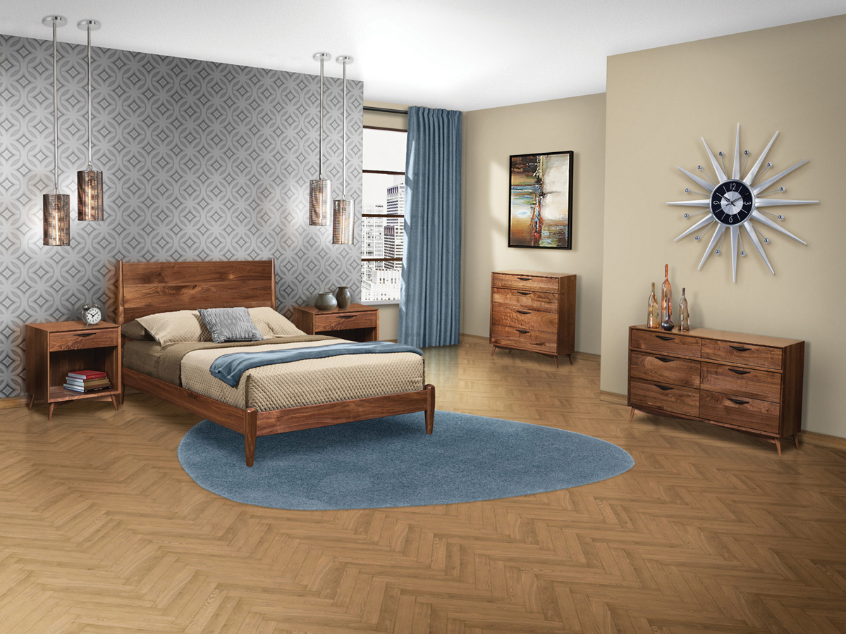 Up To 33 Off Peyton Bedroom Set Amish Outlet Store