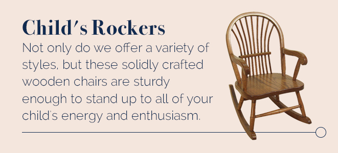 Child Rocker - Amish Outlet Store