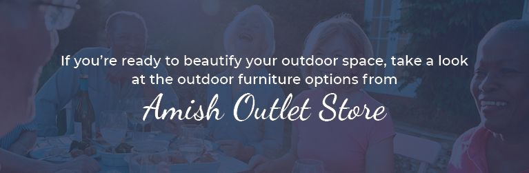 Shop Outdoor Furniture at Amish Outlet Store