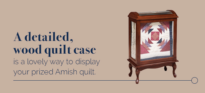 The History of Amish Quilt Making | Amish Outlet Store