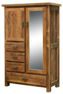 Up to 33% Off Amish Reclaimed Bedroom Furniture - Amish Outlet Store