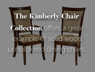 Tips For Choosing Upholstery For Your Wood Furniture Amish Outlet Store
