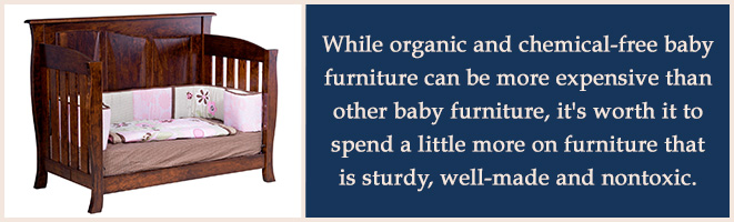 The Benefits Of Organic Formaldehyde Free Baby Furniture Amish