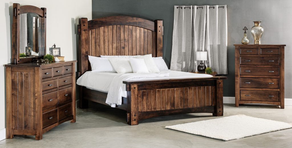 JR Timbra Bedroom Furniture Collection