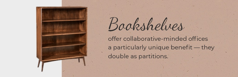 Collaboration benefits of Bookshelves
