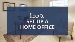 set up home office