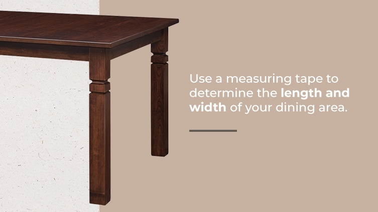 What Size Table Do I Need?